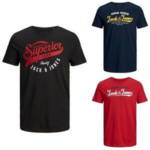 JACK&JONES Hombre Camiseta Top Polo TS slim fit 23970