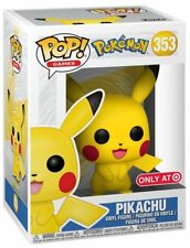 Pokemon Pikachu Target Exclusive Funko Pop #353