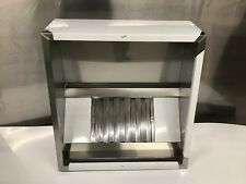 STAINLESS STEEL COMMERCIAL KITCHEN CANOPY EXTRACTOR HOOD 3 Ft  900 x 1000 mm