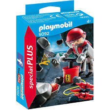 Playmobil Rock Blaster With Rubble Building Set 9092 NEW Toys Building Education