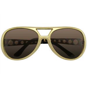 SUNGLASSES Rockstar Costume Party Novelty Sunglasses 60's Rock Star Retro Shades