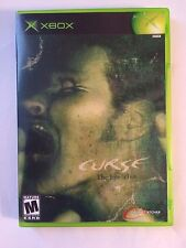 Curse The Eye of Isis - Xbox - Replacement Case - No Game