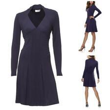 HEINE Kleid DUNKELBLAU 007.567 40