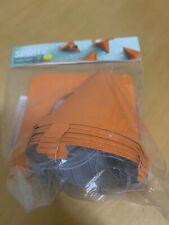 6ct Construction Cone Party Hat - Spritz Brand New