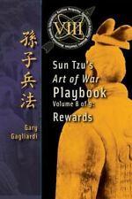 Volume 8: Sun Tzu's Art of War Playbook: Rewards (Paperback or Softback)