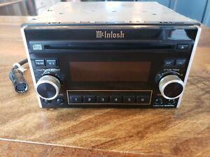 Mcintosh PF-20521-A Subaru car Stereo Head Unit CD player w/ harness