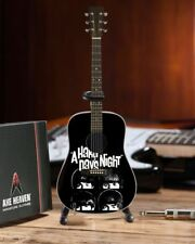 Axe Heaven Fab Four A Hard Day's Night Tribute Mini Guitar Acoustic Beatles
