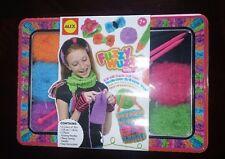 ALEX Fuzzy Wuzzy Knitting Kit NEW