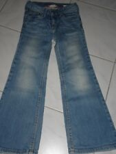 "H & M ""FIT FLARY"" Jeanshose Gr. 128 (L01)"