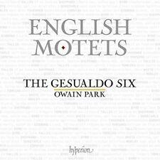 Gesualdo Six - English Motets [New CD]