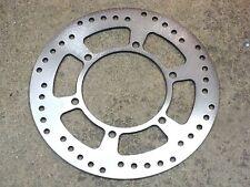 Triumph rear disc brake rotor Trident Trophy 1992 to 2001 EBC brakes USA Made