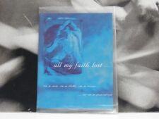 ALL MY FAITH LOST - IN A SEA, IN A LAKE, IN … CD ORIGINAL ITALIAN PRESSING RARE
