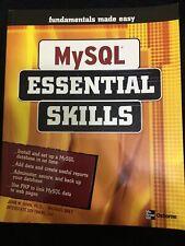 MySql : Essential Skills by Horn, John