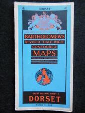 Edinburgh Antique Europe Folding Maps