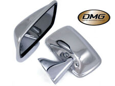 Pair of Door Mirrors - Fits Many Classic Cars