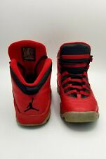 Nike Air Jordan Retro Vintage  Red and Black Size 5y kids 5 youth🔥