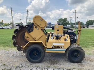 Vermeer TC4A Walk Behind Trench Compactor CCR14970