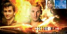 """Doctor Who """"Regeneration"""" Special 9th to 10th Doctor Limited Edition Stamp Cover"""
