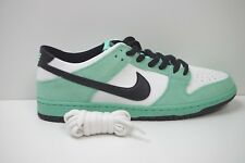 NIKE DUNK LOW PRO IW ISHOD WAIR GREEN GLOW size UK 13 EUR 48.5 US 14 819674-301