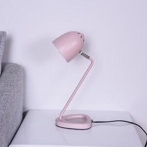 Modern Metal Adjustable Desk Lamp Children Students Learning Bedside Table Light