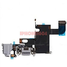 White Headphone Audio Jack Charger Charging Port Dock Flex Cable For iPhone 6S