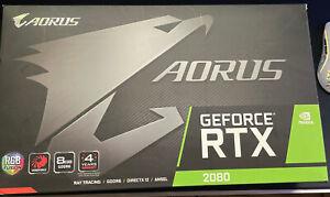 Aorus RTX 2080 Gaming 8GB GDDR6 Graphics Card