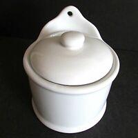 SALT BOX Westwood Internatl Porcelain Hanging Wall Betty Crocker Kitchen FREE SH