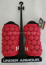 NEW Under Armour VFT Medium Red Lacrosse Elbow Protection Sleeve
