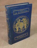 LA SCULPTURE / LOUIS VIARDOT - BIBLIOTHEQUE DES MERVEILLES HACHETTE 1872