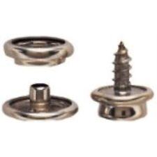 General Tools 1268 Screw Snap Fastener Refills, 6 Fastener Sets