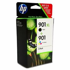 Original HP 901XL Tinte Patronen OFFICEJET 4500 J4524 J4535 J4540 J4545 J4580