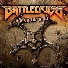 BATTLECROSS - WAR OF WILL  CD  10 TRACKS  HARD & HEAVY / METAL  NEU