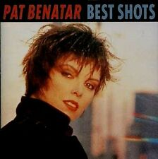 PAT BENATAR: BEST SHOTS. EXCELLENT 'FORGOTTEN OLDIE'. GREAT FOR A GIFT. AMAZING.