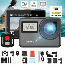 Ultra HD 1080P Sports Camera Action DV WiFi Waterproof Camcorder Remote Control