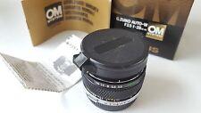 Olympus G.Zuiko Auto-W F3.5 28mm Lens for OM System