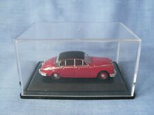 Oxford 1:76 Scale - Jaguar MKII 2.4 - Regency Red  76JAG2001 - Mint In Case