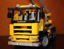 Lego Technic 8292 - Truck mit Hebebühne mit Motor