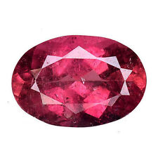 None (No Enhancement) Transparent Loose Natural Rubies