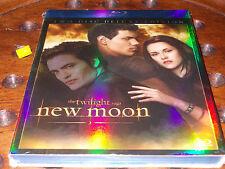 The Twilight Saga New Moon Sp Edition Cartonato (2 Dischi) Blu-Ray ..... Nuovo