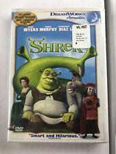 Brand New Sealed Shrek (Dvd Disc 2003, Full Screen) Please See Pictures!