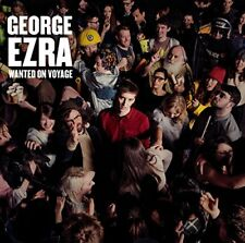 George Ezra - Wanted on Voyage - George Ezra CD AAVG The Cheap Fast Free Post