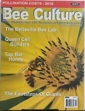 Bee Culture Feb 2017 The Beltsville Bee Lab Queen Cell Builders FREE SHIPPING sb