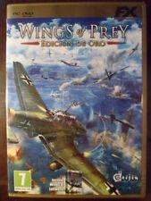 Wings of Prey Edición Oro Wings of Luftwaffe PC Simulación Estrategia castellano