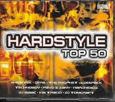 V/A - Hardstyle Top 50 (3 CD BOX) Trance hard House 2007 HOLLAND (DIGIDANCE)