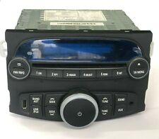 CHEVROLET SPARK 2012 RADIO CD PLAYER USB AUX HEAD UNIT 95191543
