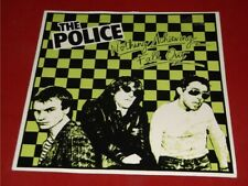 The Police:  Fall Out     UK    1979     7""