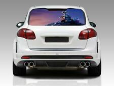 WALLE Disney Car Rear Window Graphic Decal Sticker Truck SUV Van Wall-E 080