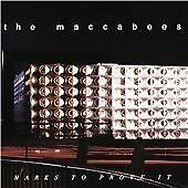 MACCABEES - Marks to Prove It CD [NEW]