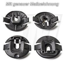 10x Unterfahrschutz Halterung Klammern Clips für Audi | 4F0825429A