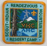 Rendezvous Council 1999 Mountain Man Resident Camp [H3141]